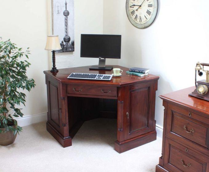 Hand Crafted Corner Desk