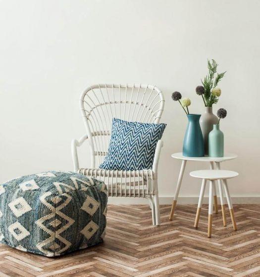 Hannah Rattan Relaxer Armchairs