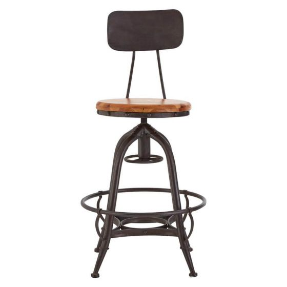 Industrial New Edition Adjustable Bar Chair