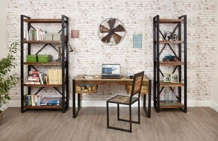 Industrial Reclaimed Roomset Image