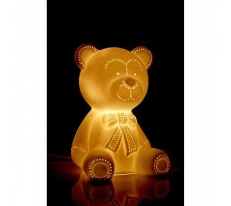 Kidzone Bear Table Lamp
