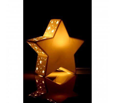 Kidzone Star Table Lamp