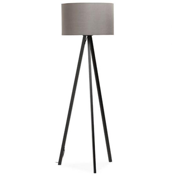 Laurits Scandinavian Tripod Floor Lamp