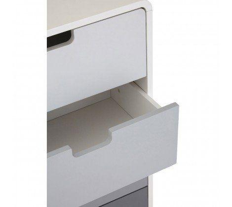 Milo 4 Drawer Tallboy Cabinet