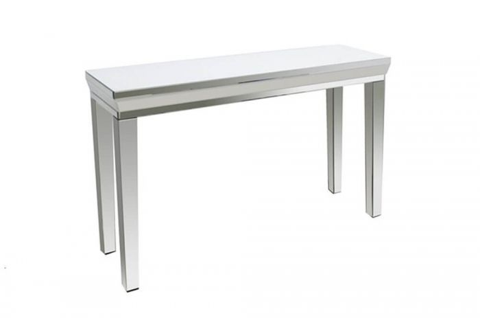 Console Table White Background