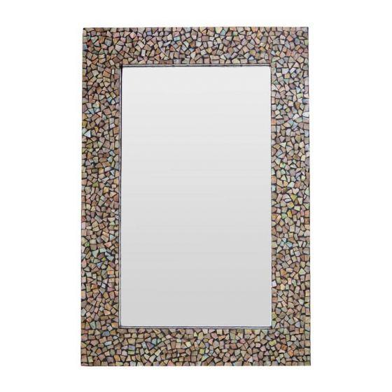 Mosaic Wall Mirror