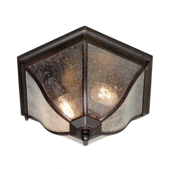 New England Flush Lantern Medium