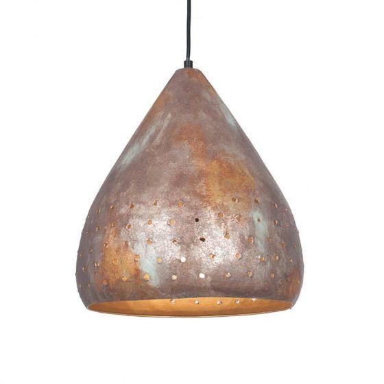 Pacific Copper Metal Pendant