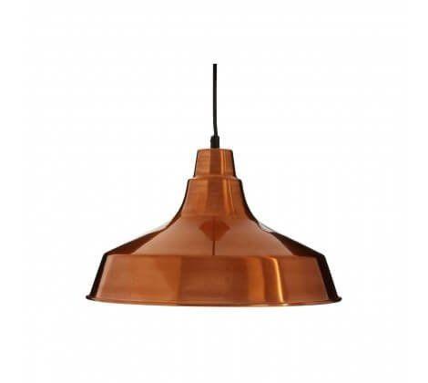 Prin Metal Copper Pendant