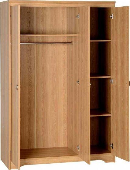 Regent 3 Door 3+2 Drawer Bedroom Set