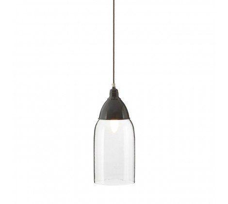 Scandinavian Grey Iron Ceiling Light - Pack of 2