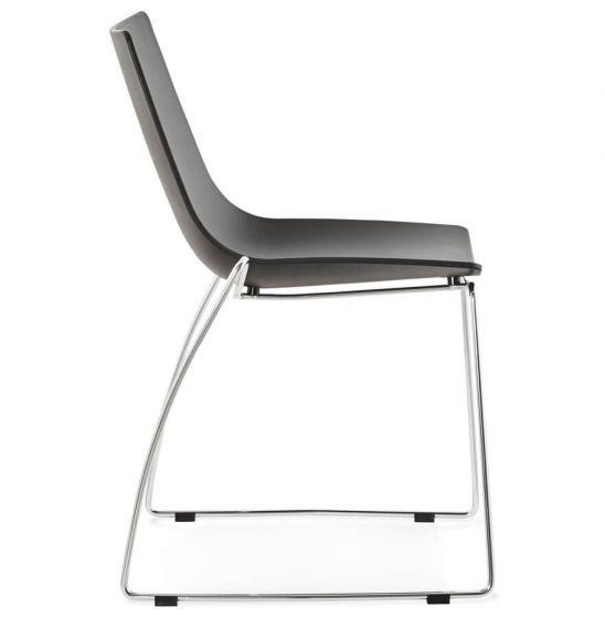 Tilika Black Chair