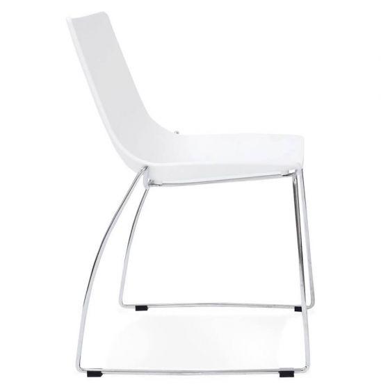 Tilika White Chair