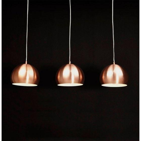 Milly Trio Copper