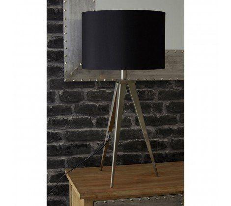Tripod Principal Feature Table Lamp