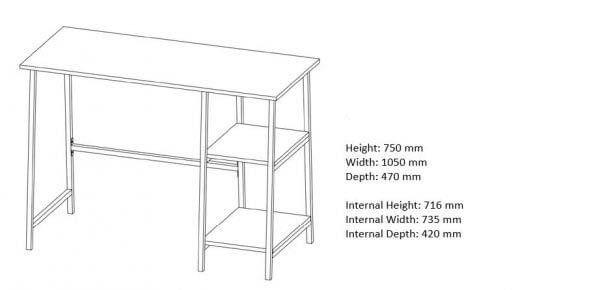 Urban Home Desk