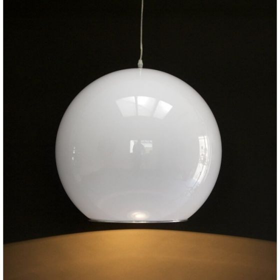 White Round Spotlight Ceiling Light