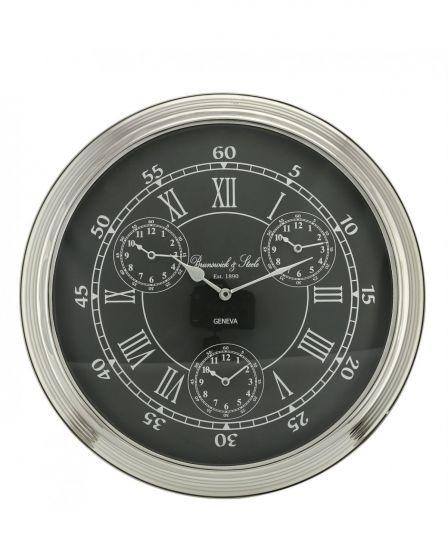 World Time Wall Clock