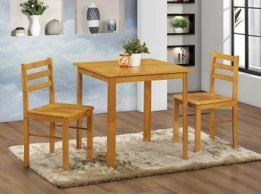 Natural Oak Small Dining Set