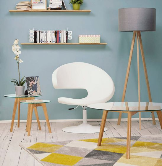 Malena Tables With Matching Coffee Table