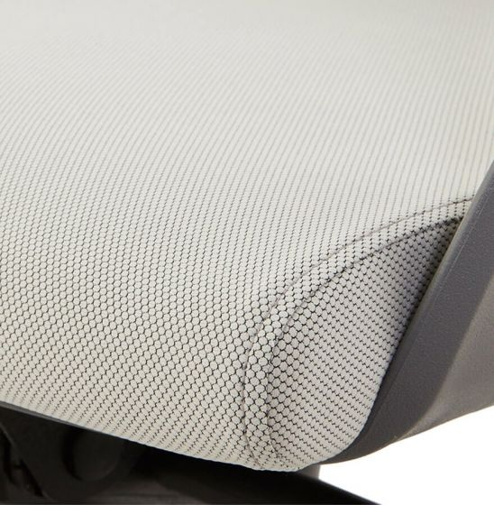 Huxely Fabric Cushioned Seat