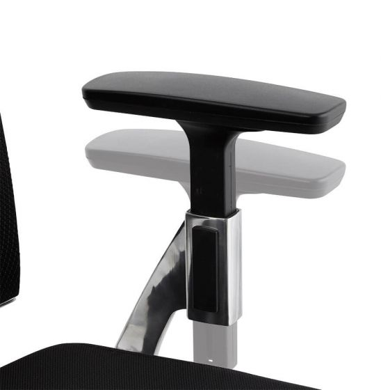 Huxely Adjustable Arm Rests