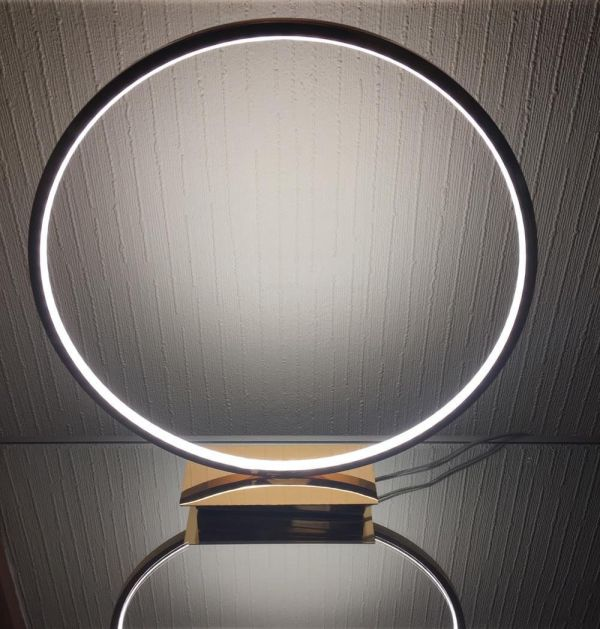 Langston LED Circle Table Lamps | Zurleys