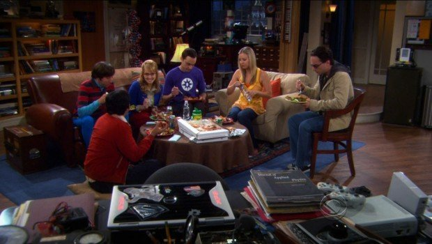 How to give your living room the Big Bang Theory Look