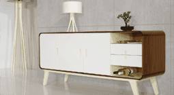 Arcus Made To Order Sideboard